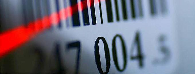 Logistika, čiarové kódy a RFID